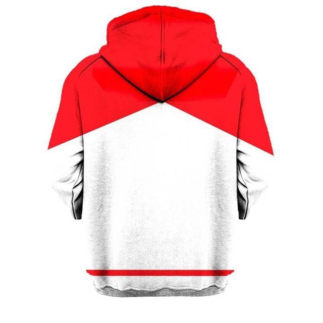 Onseme MARLBORO RED MARLBORO CANNABIS printing men women 3D Hoodie Sweatshirts fashion Harajuku Leisure Hoodie CHO-004
