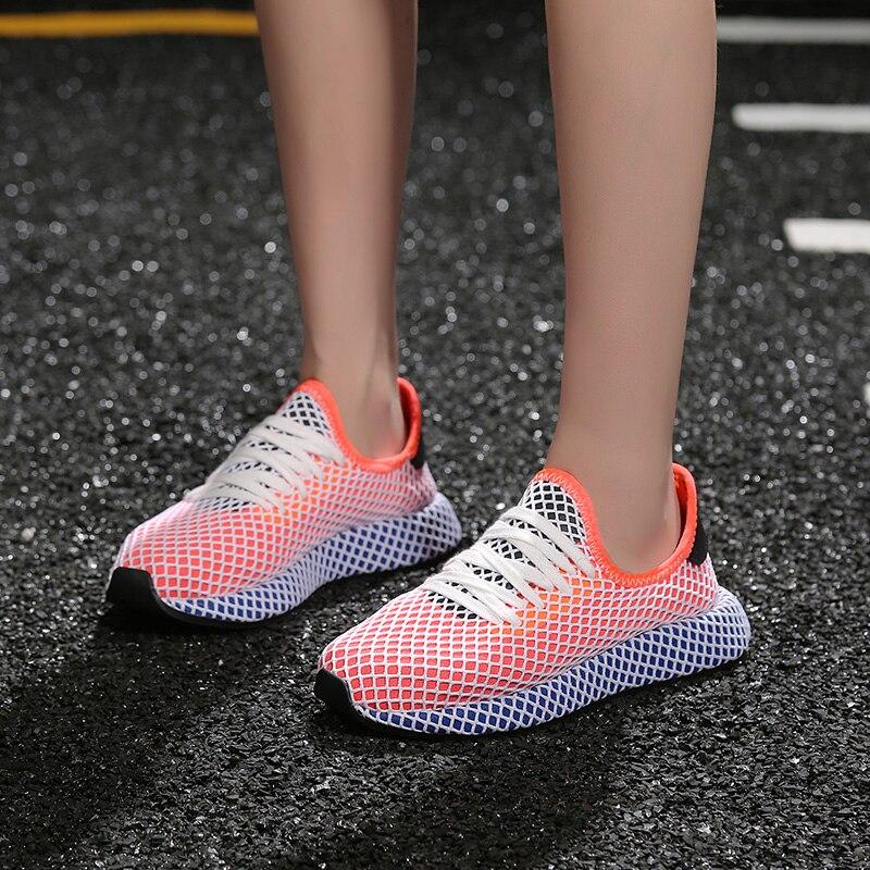 blue Designers Femelle Main Femmes Lady Sneakers Luxe Dames New De Mycoron rouge Plate Casual Marque Noir Mode forme Automne Schoenen Chaussures xpXHSZCq7w