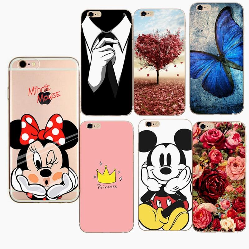 c910ce3006e Clear Ice Cream Phone Coque Iphone 6 6S 7 8 Plus 5 5S SE Cute Case
