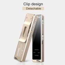 Hyundai K608 Профессиональный цифровой диктофон AGC умный голосовой активированный на большие расстояния Запись HD Noies снижение диктофона