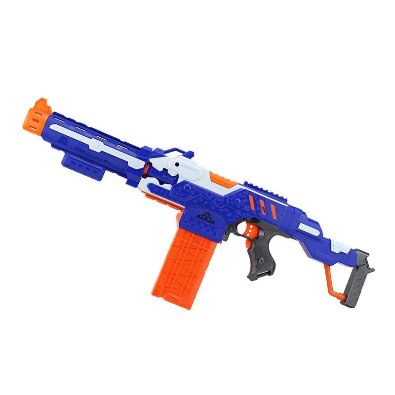 Armas de Brinquedo de plástico arme arma de Electric Soft Bullet Toy Gun : Toy Gun Suit For Nerf Toys