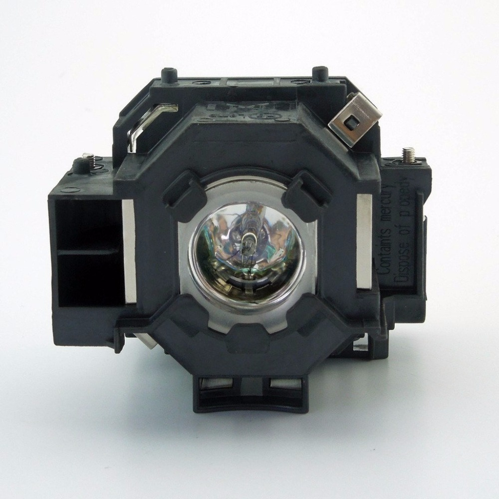 ELPLP42 / V13H010L42 Replacement Projector Lamp with Housing for EPSON EMP-83/EMP-822H / EMP-822 / EMP-400 / EMP-280 /H330B