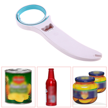 1PCS Multi-function Bottle Opener Screwdriver Opening Drink Can Beer Can Openers Bottle Jars Remover Openers Kitchen Tools(China)