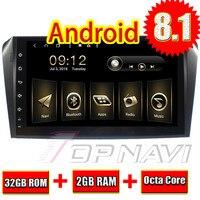 Topnavi 9 ''Восьмиядерный Android 8,1 автомобилей медиа центр Play для Mazda 3 2006 Авторадио gps Навигация Аудио стерео NO DVD Magnitol