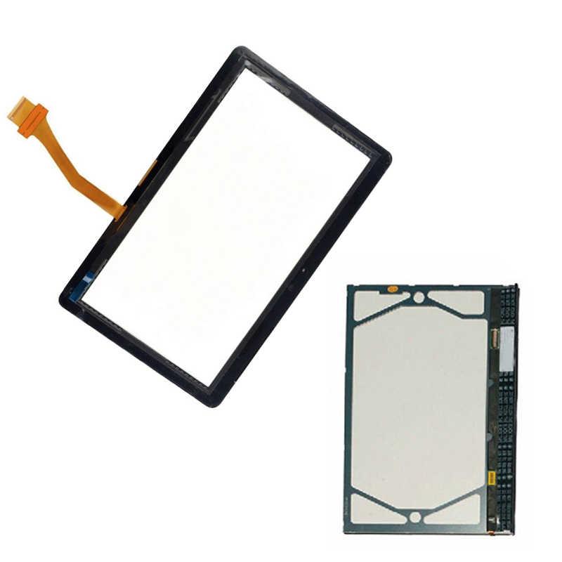 液晶ディスプレイパネル画面モニターモジュール + タッチスクリーンデジタイザガラスセンサー三星銀河タブ 2 10.1 P5100 P5110