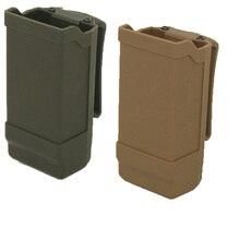 Армейский CQC полимерный подсумок пистолет кобура держатель 9 мм черный ремень пистолет кобура Тактический военный страйкбол принадлежности для охоты
