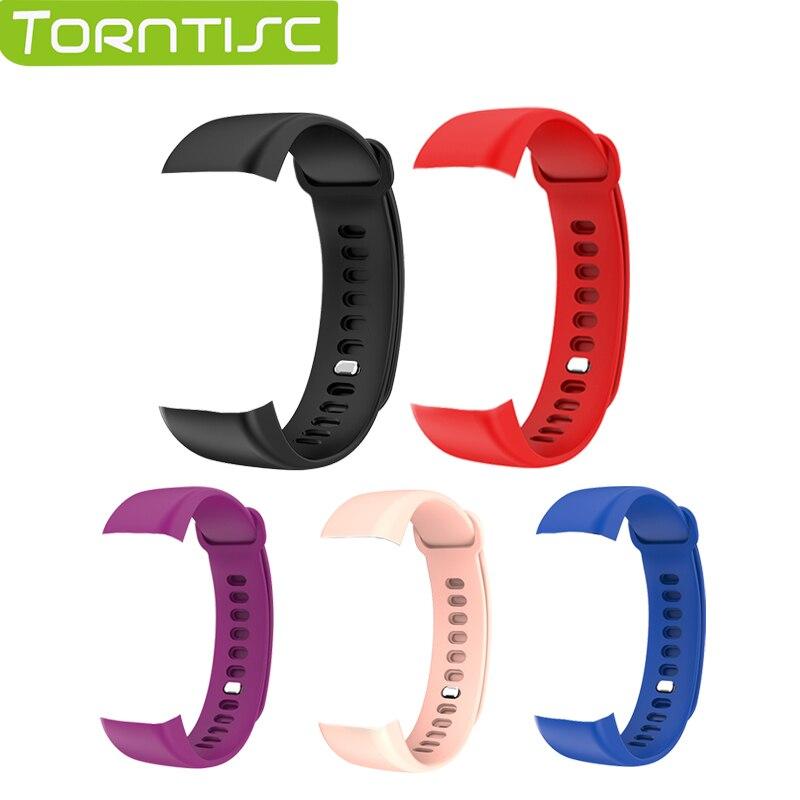 Aufstrebend Torntisc Smart Zubehör F07 Smart Band Wasserdicht Kratzfest Alternative Strap Bunte Ersatz Armband Armband Kunden Zuerst Cleveres Zubehör