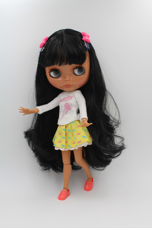 Free Shipping Top discount JOINT DIY Nude Blyth Doll item NO. 236J Doll limited gift special price cheap offer toy USA for girl free shipping top discount joint diy