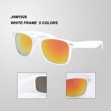 Barato venta al por mayor gafas de sol de women & men primera marca gafas de sol hombre mirror shades