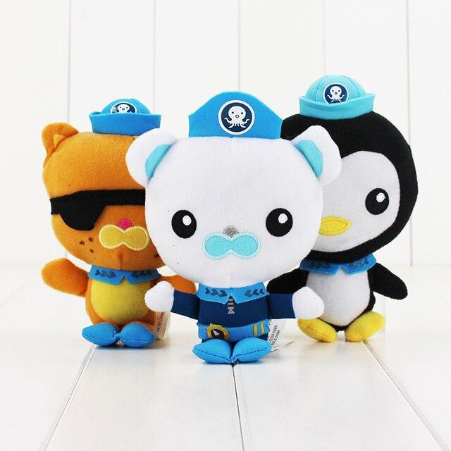 Best Octonauts Toys Kids : Styles cm octonauts plush toys captain barnacles