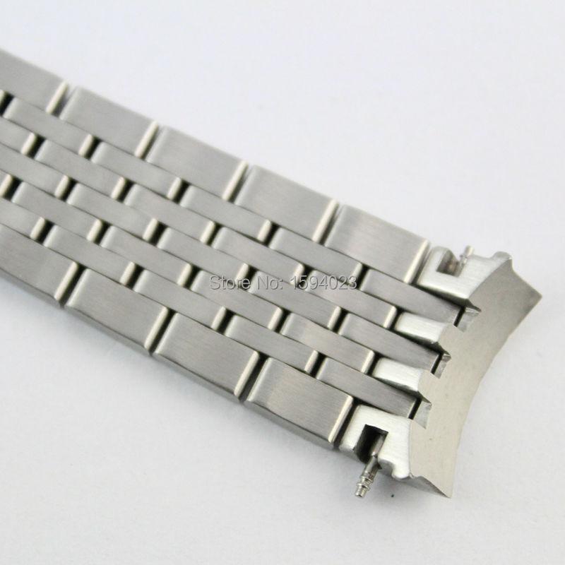 19mm stranski deli delovne sile Locke T41 zapestnica iz nerjavečega - Dodatki za ure - Fotografija 5
