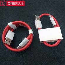 Oneplus Dash Charger cable oneplus 5 5t 6 6t 3 3t smartphone Quick fast usb type-c charge data line 15/100cm 4A red round cable