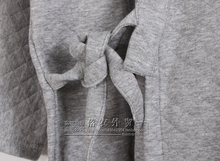 Winter thicken 100% Cotton kimono male pyjamas sets pure color long sleeve casual pijama bathrobe for men hombre robes
