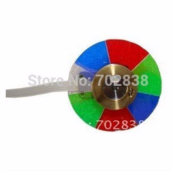 High Quality Wholesale Projector Color Wheel for Optoma HD70 ,DV10,DV11,PH530,HD721 Free Shipping