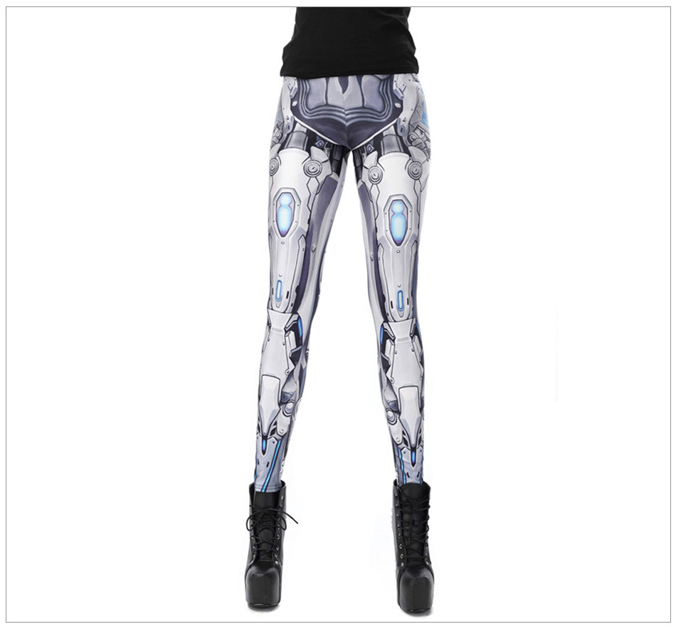 Fashion Design Leggings 3d Print Cosplay - 8 Styles
