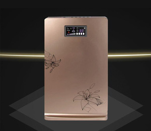 Image 1 - Ionisator Luftreiniger Für Heim Negative Ionen Entfernen Formaldehyd Rauch Staub Reinigung
