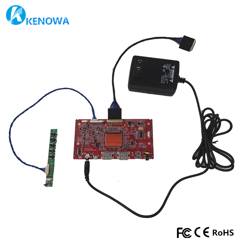 Replacement Assembly Main Board Control Board Motherboard Mainboard With HDMI USB DP for LQ156D1JW05 NV156QUM-N72 LQ156D1JW31Replacement Assembly Main Board Control Board Motherboard Mainboard With HDMI USB DP for LQ156D1JW05 NV156QUM-N72 LQ156D1JW31