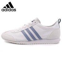 Original New Arrival Adidas NEO Label VS JOG Unisex Skateboarding Shoes Sneakers