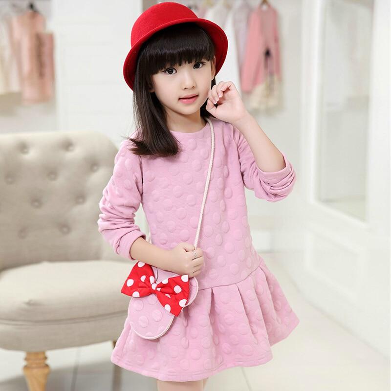 Aliexpress.com : Buy Fashion Girls Dresses Princess Party Dress ...