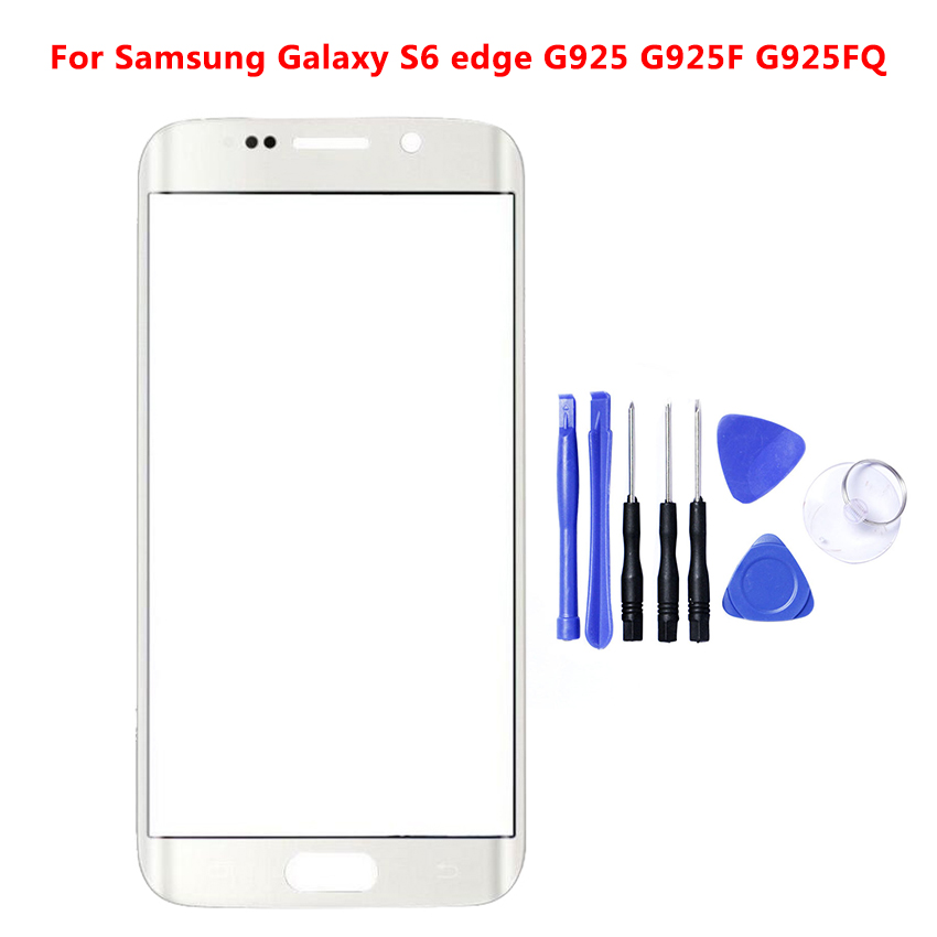Replacement LCD Front Touch Screen Panel Outer Glass Lens For Samsung Galaxy S6 edge Plus G9280 G928H/F With Free ToolsReplacement LCD Front Touch Screen Panel Outer Glass Lens For Samsung Galaxy S6 edge Plus G9280 G928H/F With Free Tools