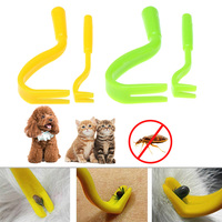 2pcsset-plastic-tick-twist-hook-flea-remover-hook-human-cat-dog-pet-supplies-tick-remover-tool-pet-supplies