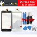 Ulefone Тигр Сенсорный Экран + Инструменты Подарочный Набор Испытанное Хорошее Дигитайзер Стеклянная Панель Замена Тяга Для Ulefone Тигра
