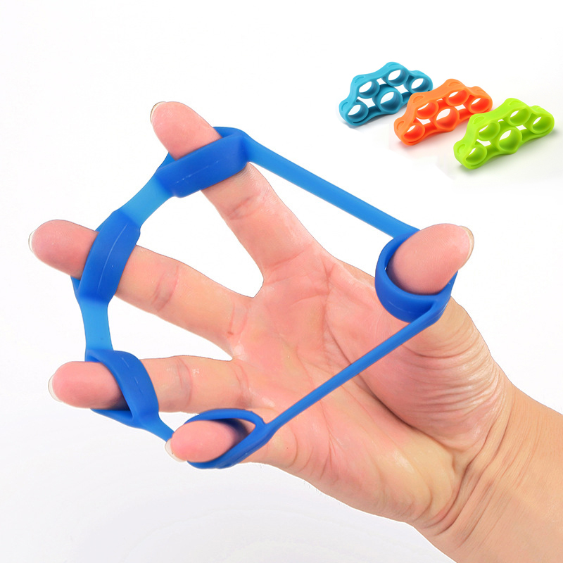 Hand Finger Trainer Ring Anti Stress Fidget Toy Student School Classroom Increase Focus Fidget Sensory Tactile Antistress Toy