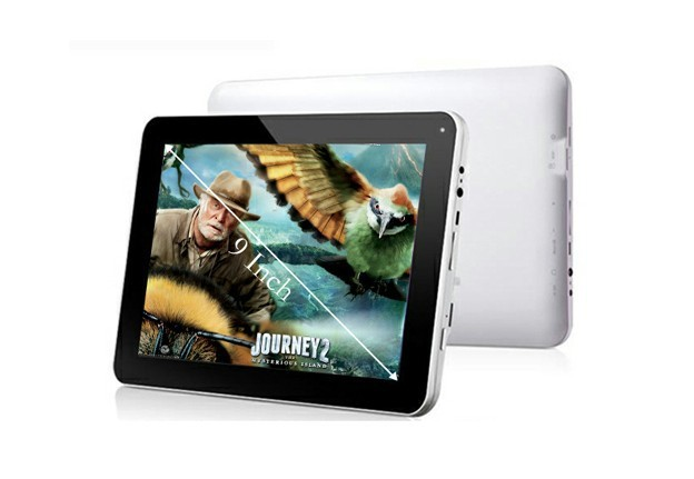 New Gift Bluetooth 9 inch Android 4.2 Allwinner A23 Cortex A8 512MB 8GB Capacitive Screen cheap Tablet PC