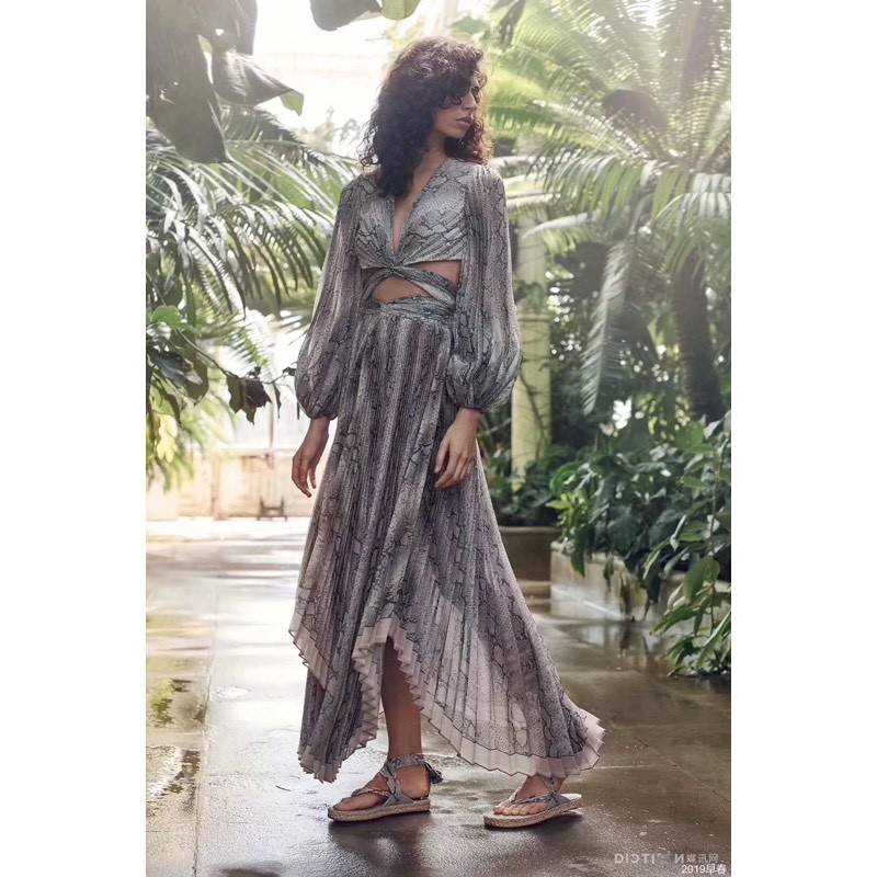 SE High Quality Women Sexy Printed Flower Party Dress For Ladies Bohemian Holiday Beach Embroidery Elegant Long Dress in Dresses from Women 39 s Clothing
