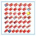 37 em CAIXA kit módulo sensor Kit para Arduino mini1 variedade de caixa de varejo (43 + 1 Enhanced Edition)
