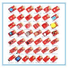 37 in BOX mini1  sensor module kit Kit for Arduino variety of retail box (43+1 Enhanced Edition)