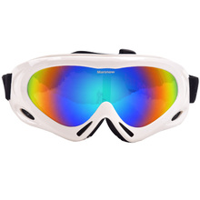 MARSNOW Winter Ski Goggles Windproof Snowboard Eyewear UV 400 Protection Women Men Snowmobile Skiing Glasses Single Coating Lens