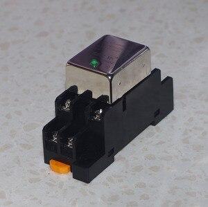 Image 1 - Một Thường Mở Một Thường Đóng 10A DC Solid State Relay SDD 10HDZ Ổ Cắm Đường Sắt Hướng Dẫn đầu ra 10 50VDC