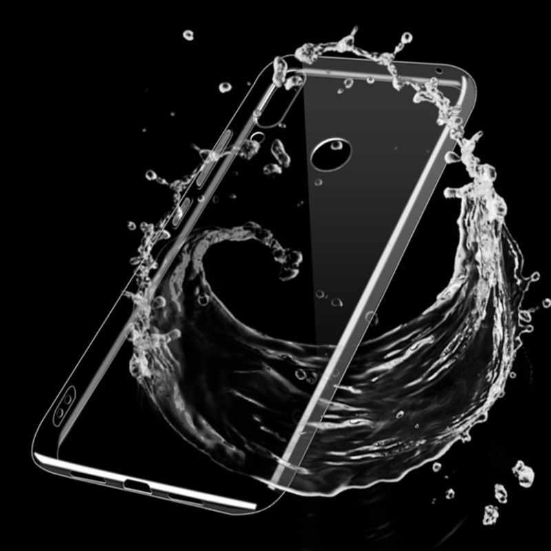 Кристалл Мягкие TPU чехол для телефона для Xiaomi Redmi Note 7 6 5 Pro 6A 5 плюс S2 5A Transperent чехол для редми 7 5A 4A 4X силиконовый чехол