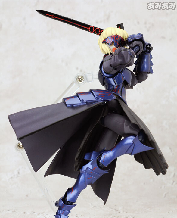 Fate Stay Night Action Figure Figma Balck Saber Anime Fate Stay Night Japanese Anime Figures Toys PVC 150mm le fate топ
