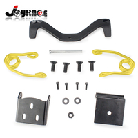 Motorcycle Gold Springs Saddle Mount Solo Seat Brackets Fit For Harley Sportster XL883 XL1200