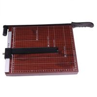 Professional A4 Paper Card Trimmer Guillotine Photo Cutter Craft For Home / Office /School Use