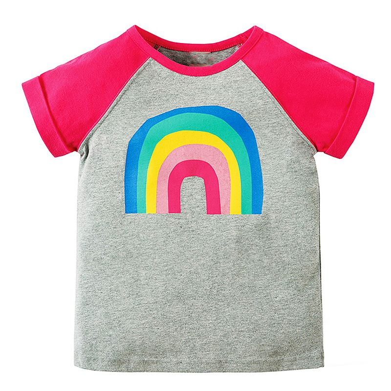 eed1500376471 Toutes catégories Mère et Enfants Kidsalon Filles T chemises vêtement pour  enfants Caractère Coton Filles ...