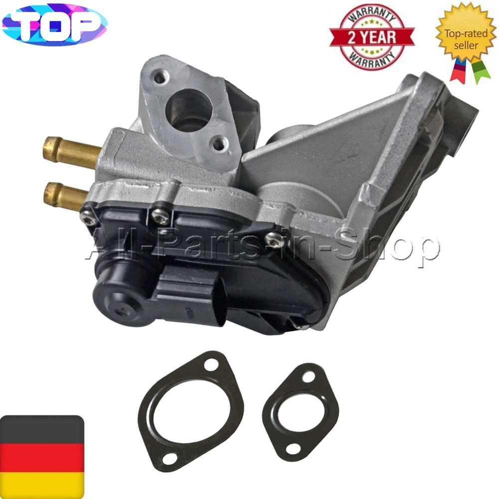 AP01 06F131503B 06F131503A AGR VENTIL + حشية لـ VW EOS Golf Plus Golf V Jetta III Passat Touran 2.0FSI