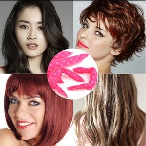 Brainbow 10PC Magic Sponge Pillow Soft Hair Roller Flexible Foam&Sponge Hair Curlers Rollers DIY Salon Hair Care Styling Tools