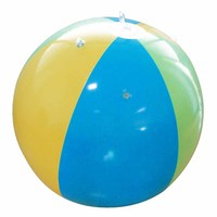 zwembad Party Playing Toys Children's Summer Outdoor Swimming Beach Pool Inflatable Spray Water Ball piscina Play The Lawn Balls