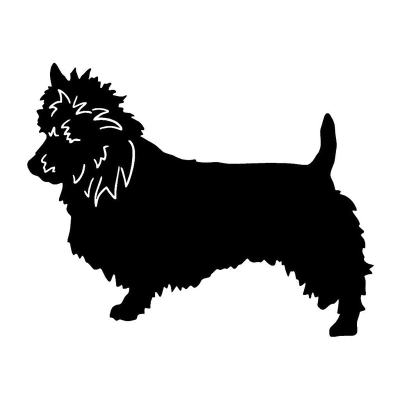 Australian Terrier Dog PromotionShop For Promotional Australian - Custom car decals australia   how to personalize