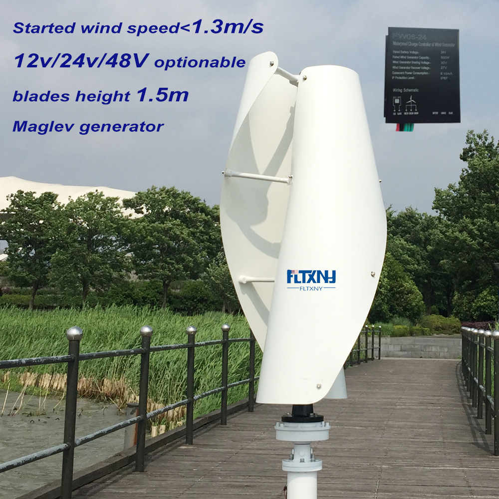 400w wind generator 12v 24v 48v maglev generator wind turbine with water proof controller 600watt ,2 blades 1.3m started 400w wind generator 12v 24v 48v maglev generator wind turbine with water proof controller 600watt 2 blades 1 3m started