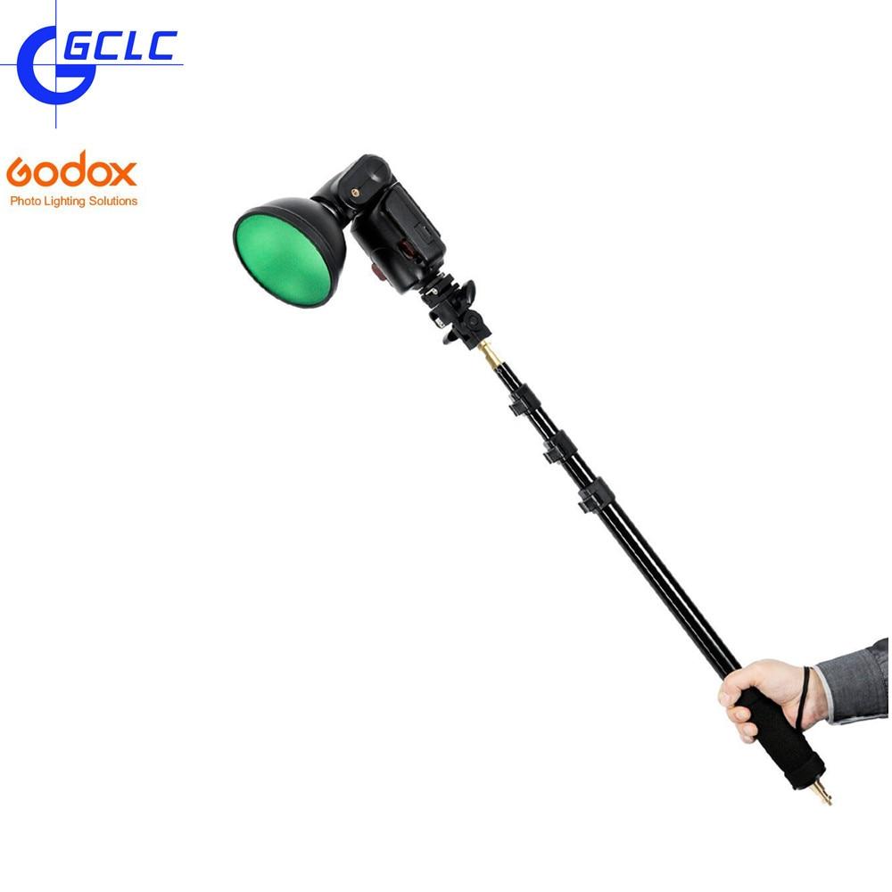 Godox AD-S13 Draagbare Handheld Verlenging Telescopische Rod Flits - Camera en foto - Foto 2