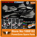 "Rally Pro Motorcycle Motorcross Dirt Bike Handlebar Handguards  CRF YZF SX EXC 125 300 450  7/8"" 22mm Or 1-1/8 28mm Fat Bar"