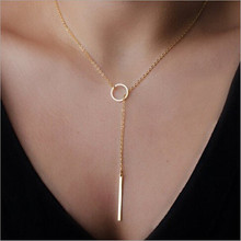 Fashion Punk Europe Simple choker Metal Short Jewelry Necklace Female Clavicle Chain Pendant For Women Girl trendy metal alloy choker necklace for women girls geometric pendant short necklace chain female hollow fashion summer jewelry