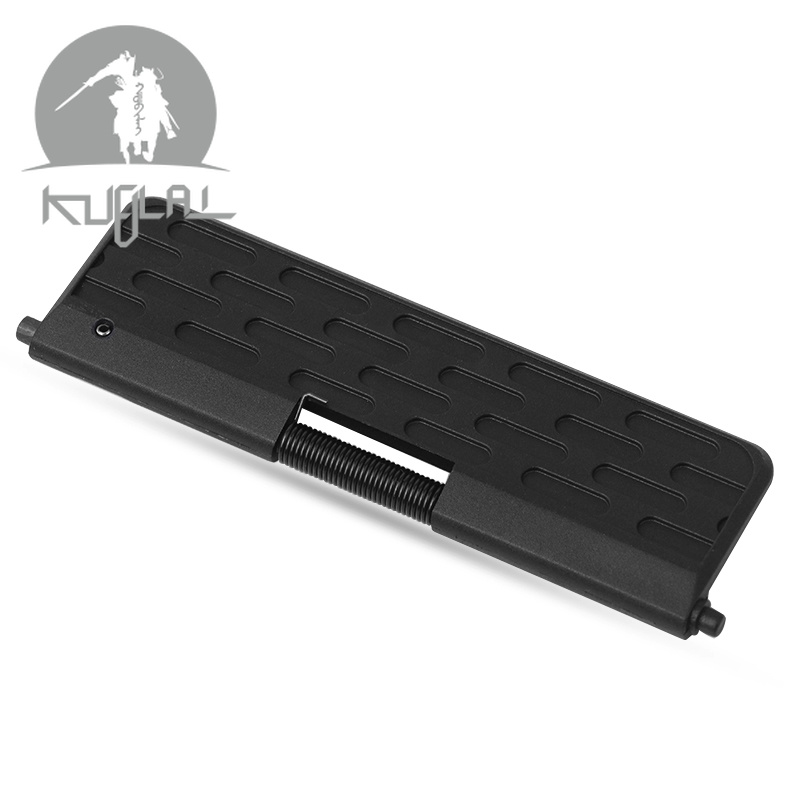 Tactifans Enhanced Ultimate Polymer Dust cover .223-Capsule for AEG GBB Airsoft TOY AR-15/M16/M4 StandardTactifans Enhanced Ultimate Polymer Dust cover .223-Capsule for AEG GBB Airsoft TOY AR-15/M16/M4 Standard