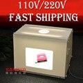 """4 set/lote photo studio equipment SANOTO 20 """" x 16 """" Portable kit Mini foto de estudio fotografía luz softbox MK50"""