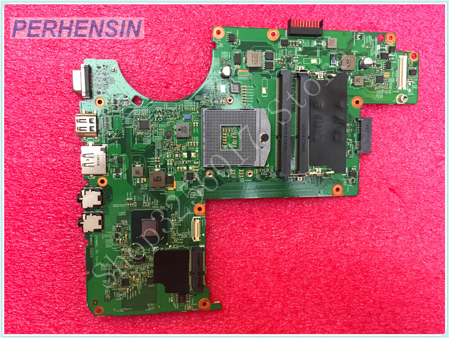 For DELL FOR Vostro 3350 Laptop MOTHERBOARD 48.4ID11.011 MNYNP 0MNYNP CN-0MNYNP 100% WORK PERFECTLY new laptop speaker for dell for alien 17 r2 m17x speaker pk23000pp00 cn 0c4r39 0c4r39 left