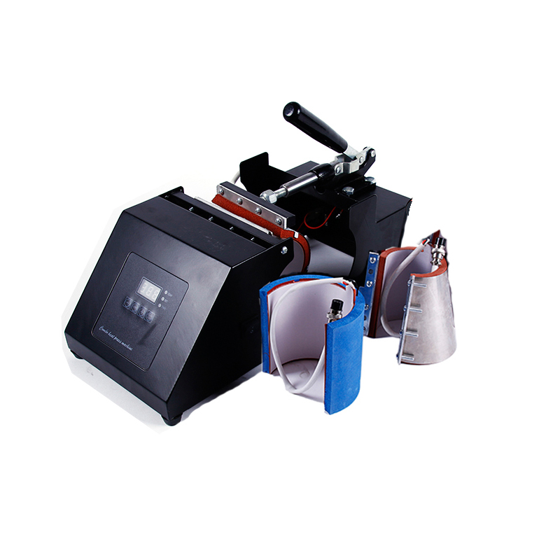 3 in 1 Small Light Mug Press Machine Digital Heat Press Machine Sublimation Mug Heat Press for 11oz/12oz/9oz Mugs Cups wtsfwf freeshipping 3d sublimation printed mold sublimation metal moulds heat press moulds for wireless mouse